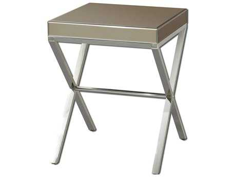 Uttermost Lexia 20 Square Modern Side Table