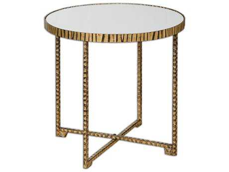Uttermost Myeshia 20 Round Accent Table