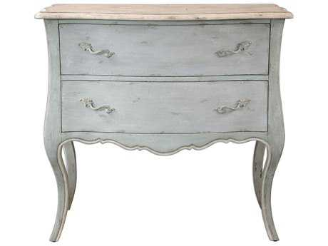 Uttermost Ferrand 38 x 15 Gray Chest