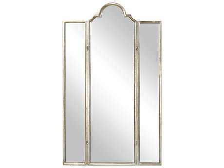 Uttermost Neema Three Panel Silver Leaf Mirror Screen