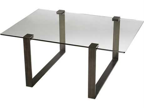 Uttermost Carolyn Kinder Chadwick Bronze Coffee Table