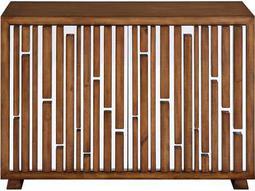Uttermost Jim Parsons Eileen Mid-Century Modern Console Cabinet