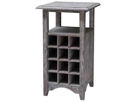 Uttermost Tereza Wine Storage Table