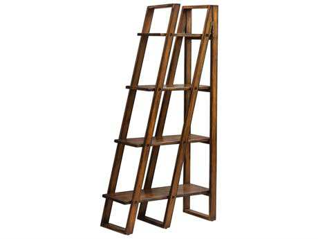Uttermost Cacey 27.5'' x 75'' Honey Wood Etagere