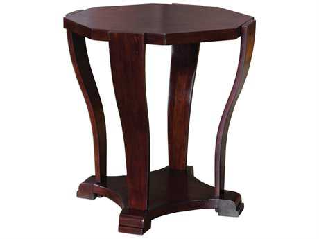 Uttermost Matthew Williams Pallavi Octagon Accent Table
