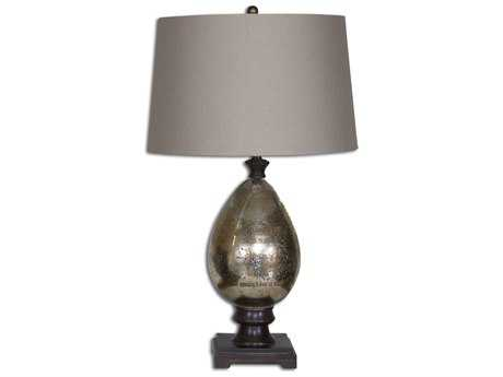 Uttermost Boulangerie Mercury Glass Table Lamp