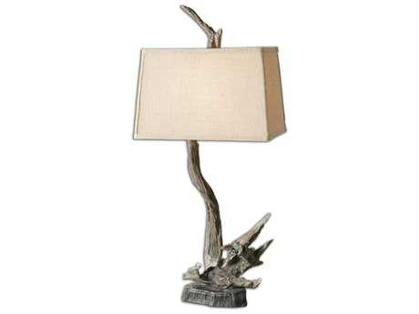 Uttermost Portland Wood Branch Table Lamp