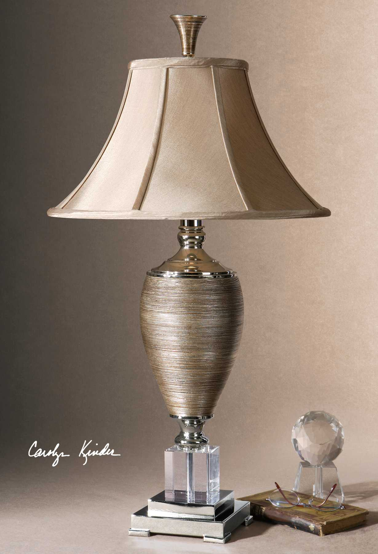 Uttermost Abriella Gold Table Lamp Ut26738