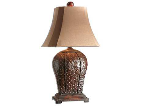 Uttermost Valdemar Metal Table Lamp