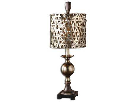 Uttermost Alita Champagne Buffet Lamp