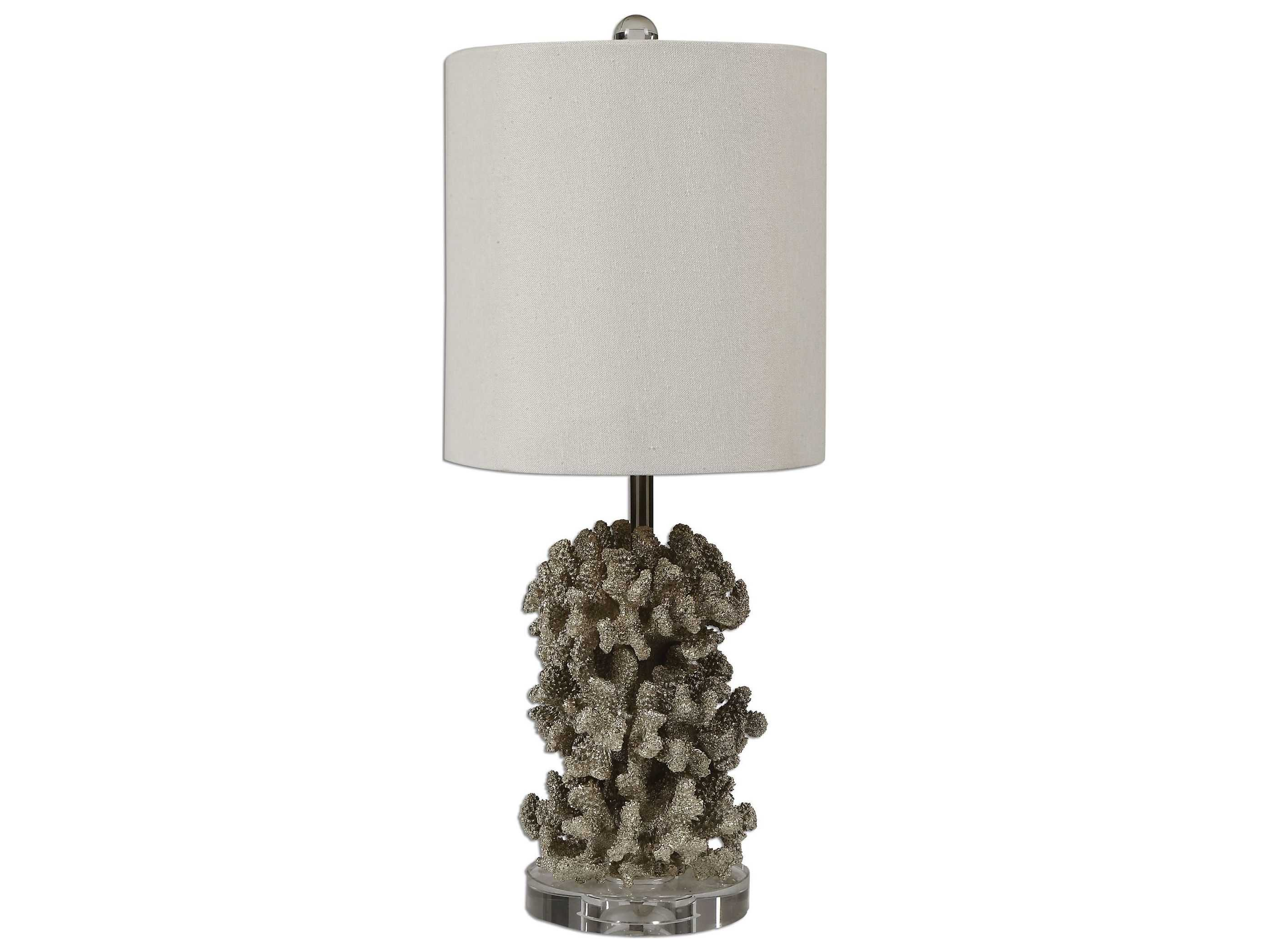Uttermost silver coral table lamp ut297741 uttermost silver coral table lamp aloadofball Images