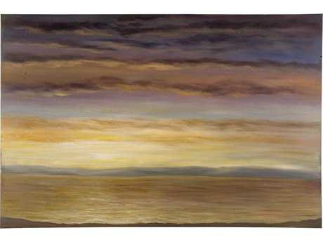 Uttermost Spacious Skies Hand Painted Wall Art