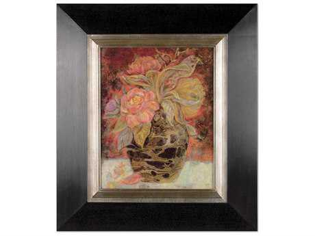 ... Uttermost Floral Bunda Framed Wall Art