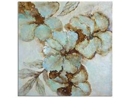 Uttermost Fairy Blooms Floral Wall Art