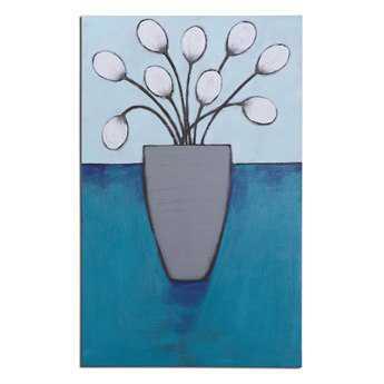 Uttermost Flower Pods Wall Art