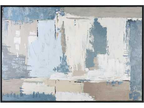 Uttermost Grace Feyock Falling Springs Modern Abstract Art
