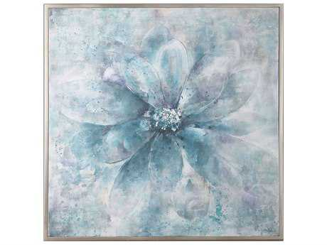 Uttermost Delightful Floral Wall Art