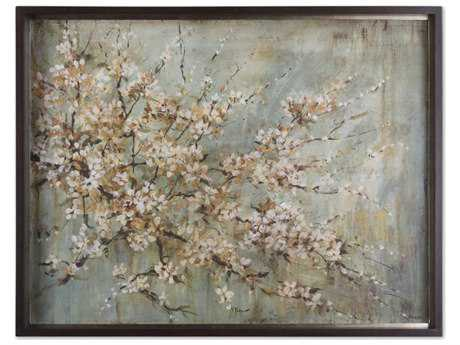 Uttermost Blossom Melody Floral Wall Art