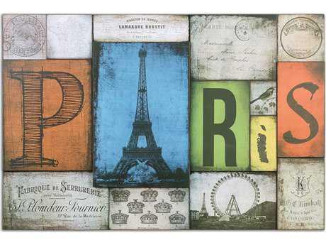 Uttermost All Things Paris Print Wall Art