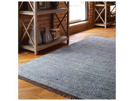 Uttermost Cascadia Rectangular Denim Area Rug