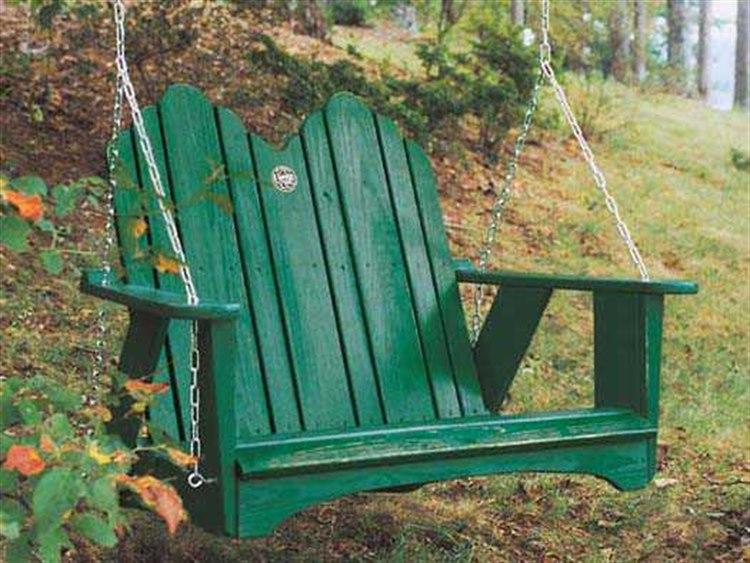 Uwharrie Chair Original Wood Swing