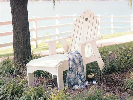 Uwharrie Chair Original Wood Arm Adjustable Lounge Chair