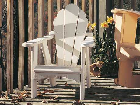 Uwharrie Chair Fanback Wood Child Size Adirondack Chair