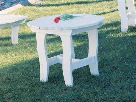 Uwharrie Chair Companion Series Wood 27 Round End Table