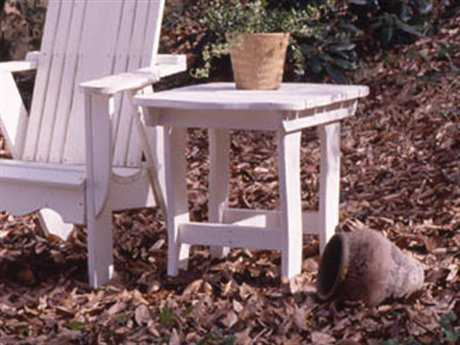 Uwharrie Chair Companion Series Wood 22.5 x 30 Rectangular End Table