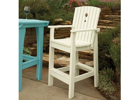 Uwharrie Chair Companion Series Wood Tall Dining Side Chair
