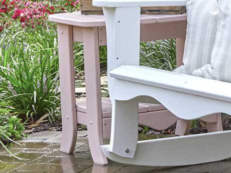 Uwharrie Chair Annaliese Wood 28.5 x 23 Rectangular Side Table