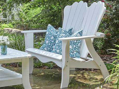 Uwharrie Chair Annaliese Wood Arm Settee