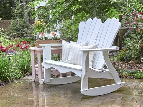 Uwharrie Chair Annaliese Wood Arm Settee Rocker