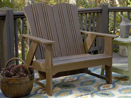 Uwharrie Chair Carolina Preserves Wood Settee