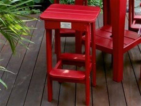 Uwharrie Chair Jarrett Bay Wood Barstool