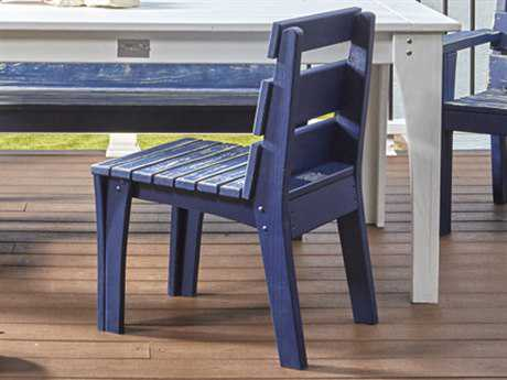 Uwharrie Chair Jarrett Bay Wood Dining Chair without Arms