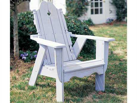 Uwharrie Chair Nantucket Wood Adirondack Chair UWN111