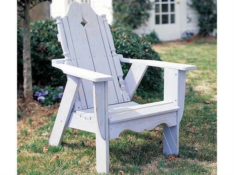 Uwharrie Chair Nantucket Wood Adirondack Chair