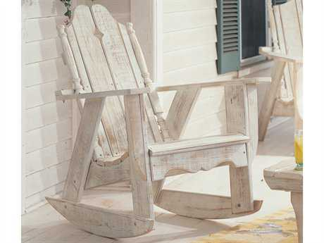 Uwharrie Chair Nantucket Wood Rocker Adirondack Chair UWN112