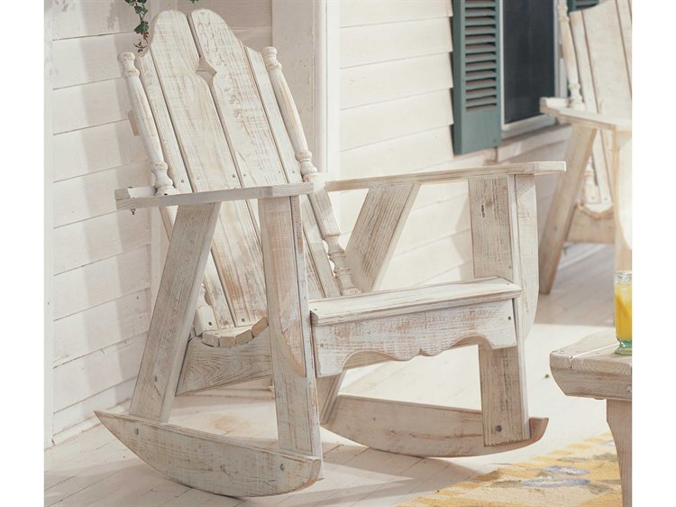 Uwharrie Chair Nantucket Wood Rocker Adirondack Chair