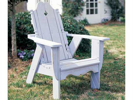 Uwharrie Chair Nantucket Wood Child Size Adirondack Chair