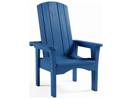 Uwharrie Chair Irvining Wood Lounge Chair