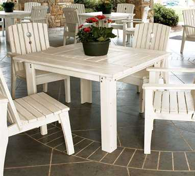 Uwharrie Chair Behren Wood Casual Dining Set