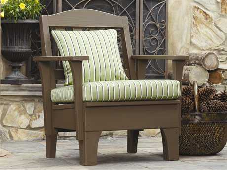 Uwharrie Chair Westport Wood Lounge Chair