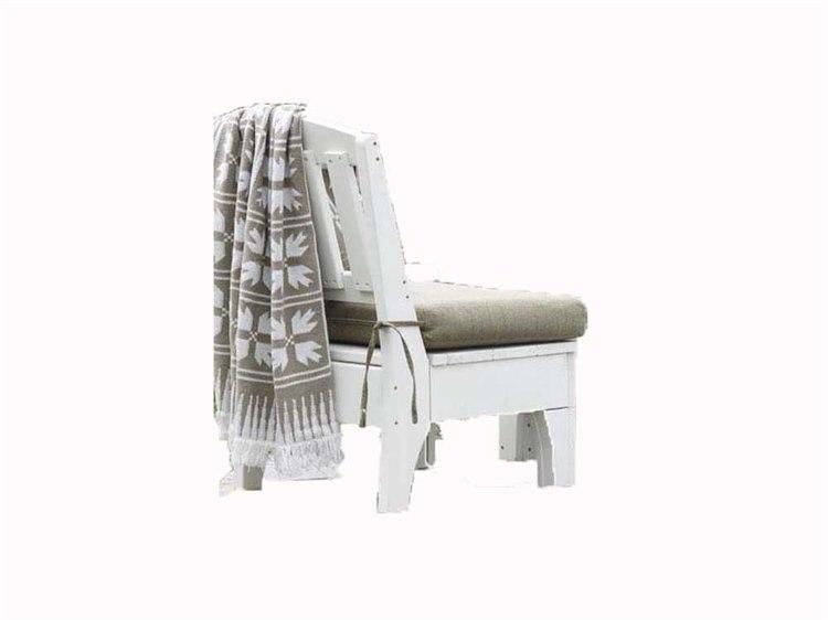 Uwharrie Chair Westport Wood Cushion Side Lounge