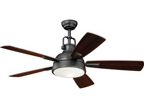 Vaxcel Walton Gold Stone 52'' Wide Indoor Ceiling Fan