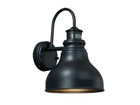 Vaxcel Franklin - Dualux® Oil Rubbed Bronze 9 Outdoor Smart Light