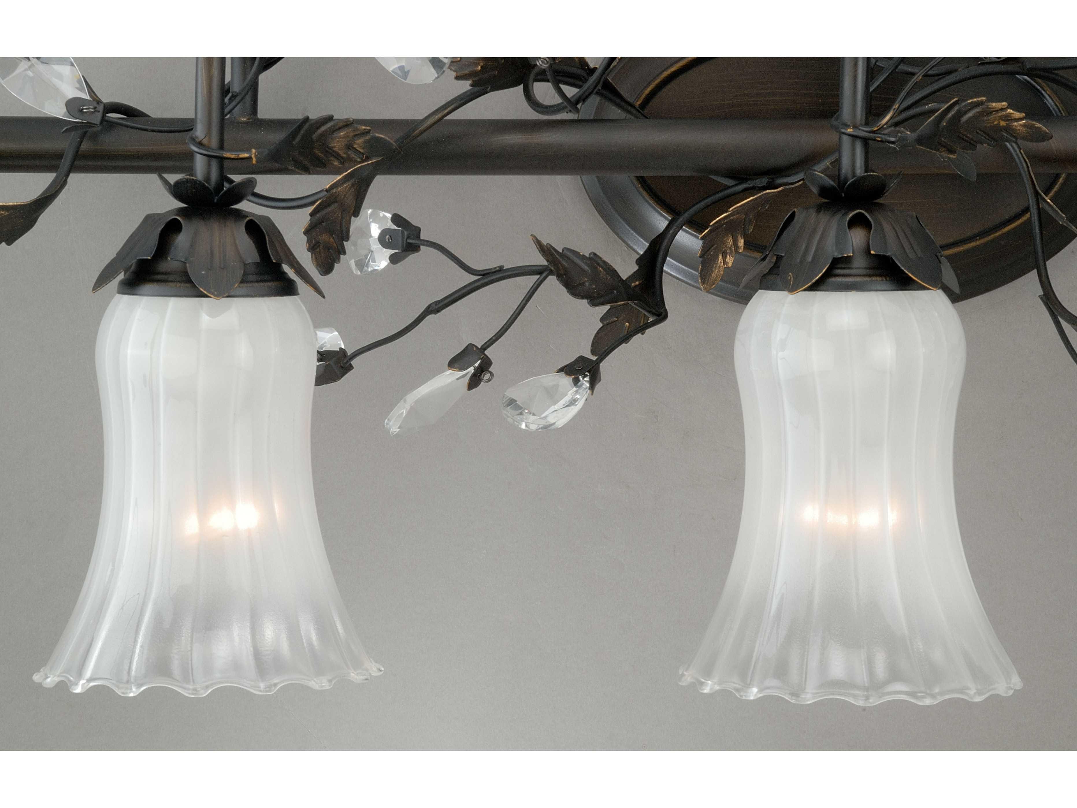trellis lighting. Vaxcel Trellis Architectural Bronze Three-Light 30\u0027\u0027 Wide Vanity Lighting