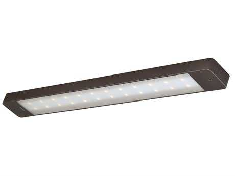 Vaxcel Instalux Bronze Frosted Diffuser 24-Light LED Motion Under Cabinet Smart Light