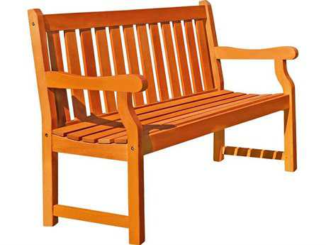 Vifah Wood 48 x 23 Bench